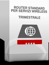 Noleggio Router Servizi Trimestrali