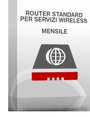 Noleggio Router Servizi Onda Mensile