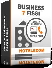 Business 7 Fissi No Telecom