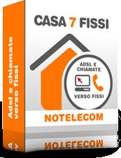 Casa 7 Fissi NoTelecom