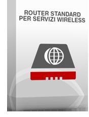 Router Standard per servizi Wireless