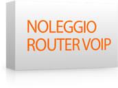Noleggio Router Adsl Voip