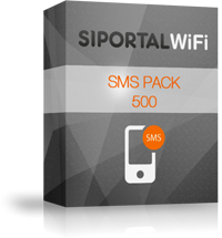 SMS pack 500
