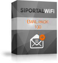 Email pack 100