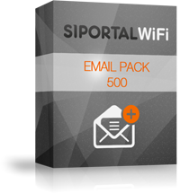 Email pack 500