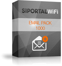 Email pack 1000