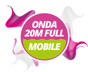 Onda 20 Mega Full Mobile