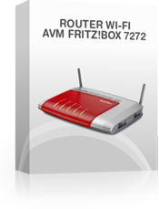 Router WiFi Fritz!Box 7272