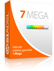 SiAdsl 7 Mega
