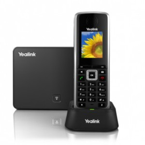 Telefono Ip-Cordless Yealink W52P - Noleggio