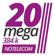 SiAdsl 20 Mega Business NoTelecom