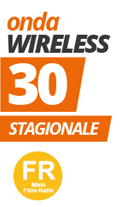 Onda Wireless 30 Stagionale