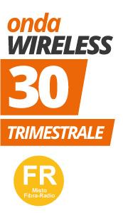 Onda Wireless 30 Trimestrale