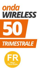Onda Wireless 50 Trimestrale