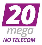 SiAdsl 20 Mega NoTelecom
